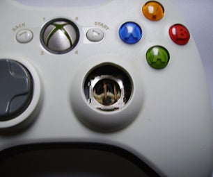 How to Replace a Broken Analog Joystick on an XBOX 360 Controller.