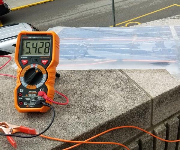 Cheap Solar Panel for Under $30