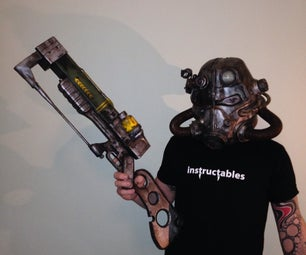 Fallout AER9 Lazer Rifle