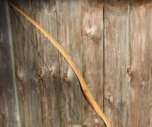 为荒野生存打造弓