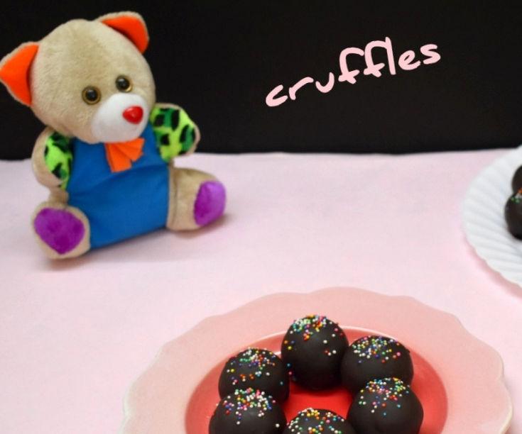 Cake Cruffles Recipe