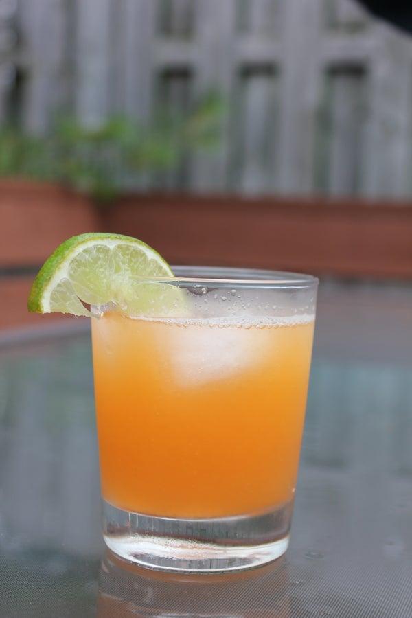 Cantaloupe Ice Drink