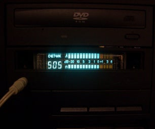 Building a VU Meter for You Multimedia PC