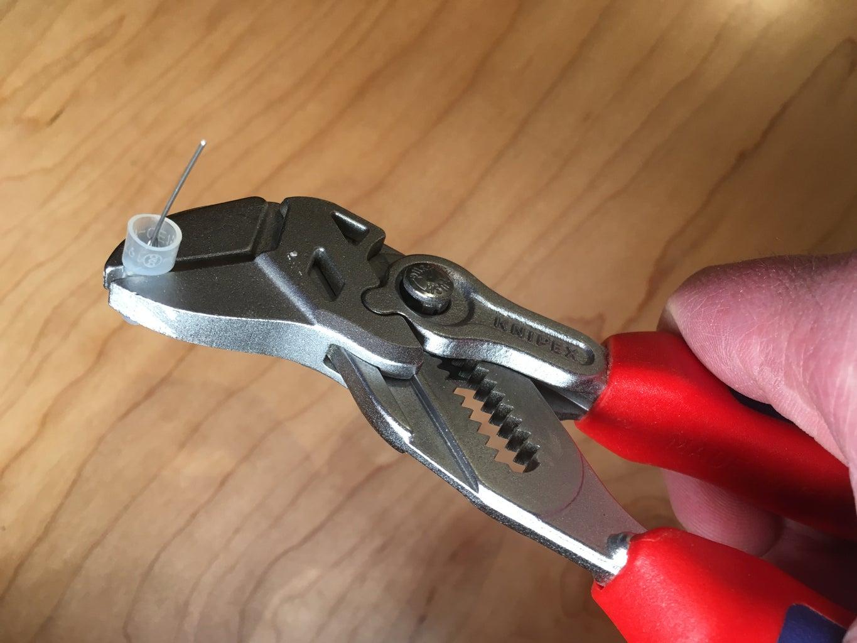 Make the Connector - Cut & Crimp
