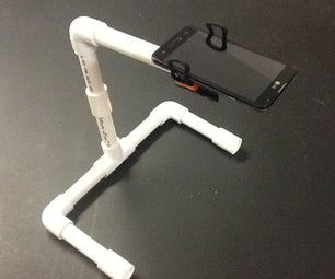 Phone Scanner Stand