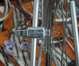 Reproduce a Spoke Lock Key