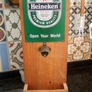 Beer Bottle Opener Wall Hang Decor