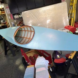 Build a Greenland Kayak