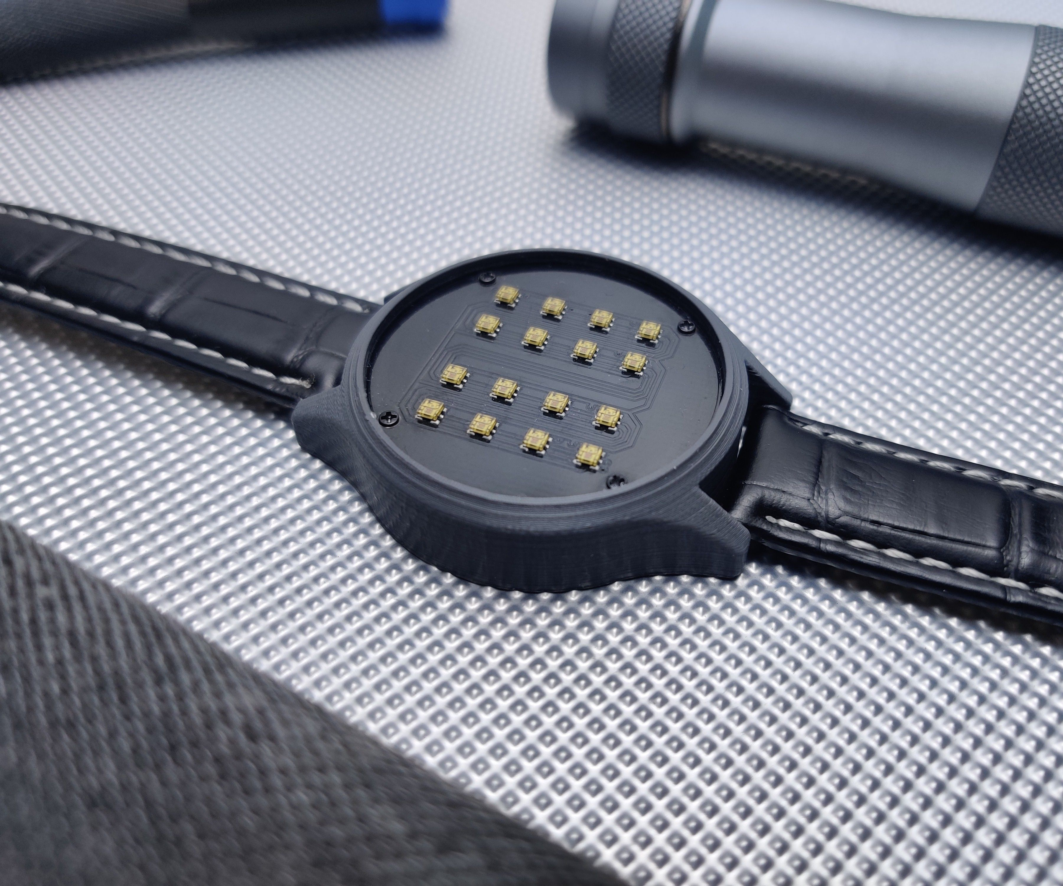 The Ultimate Binary Watch