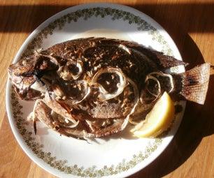 让我们煮一条鱼!