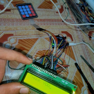 """Replicating """"Old-School"""" Texting With an Arduino, a 4x4 Numerical Keypad, and a 16x2 LCD"""