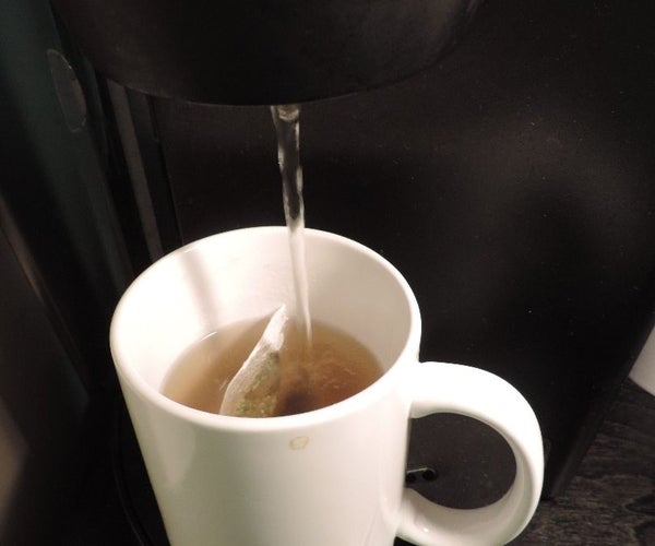 Make Your Keurig Into a Kettle