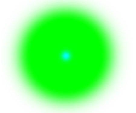 Optical Illusions: Fading Dot?