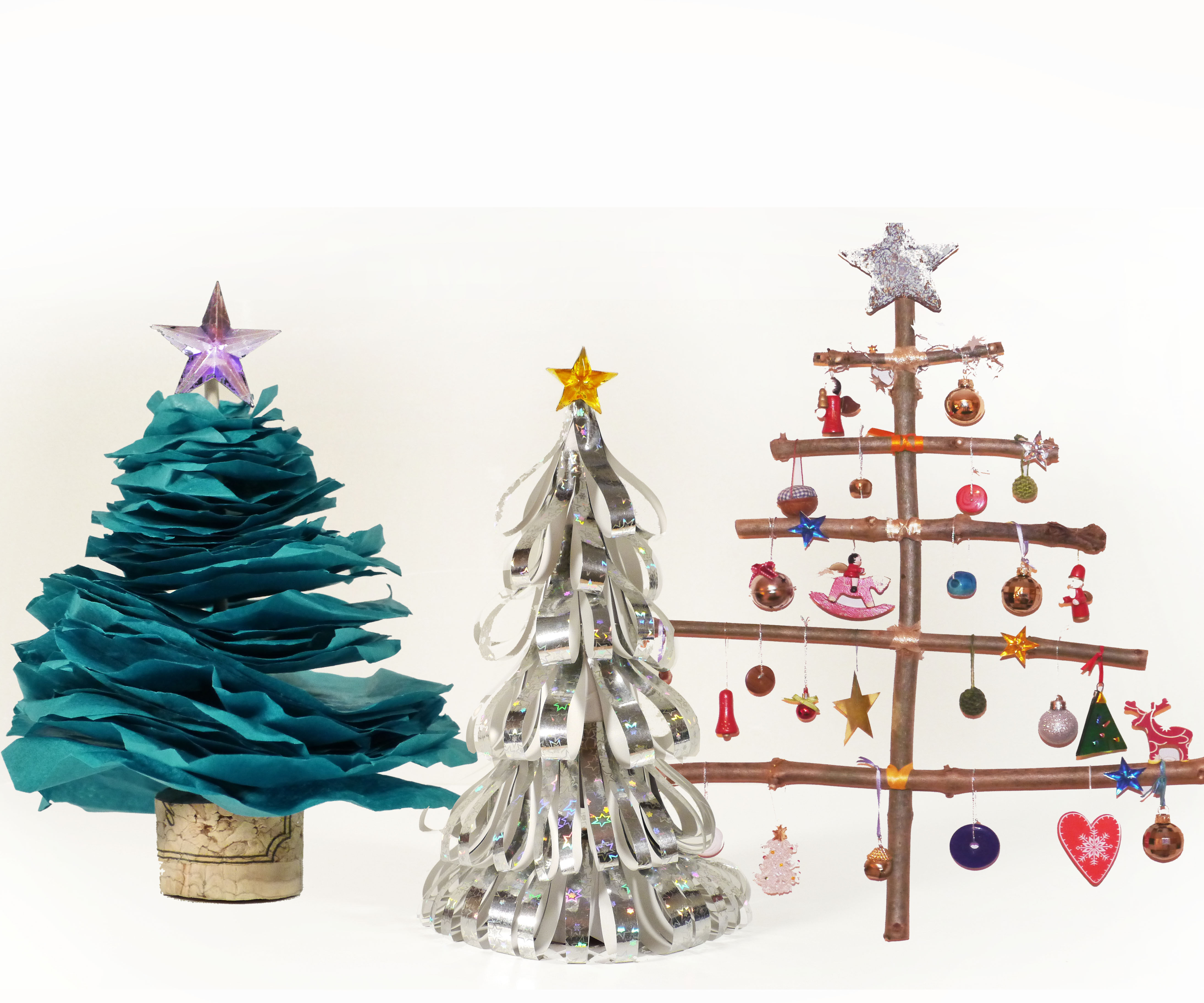 How to Make Christmas Trees