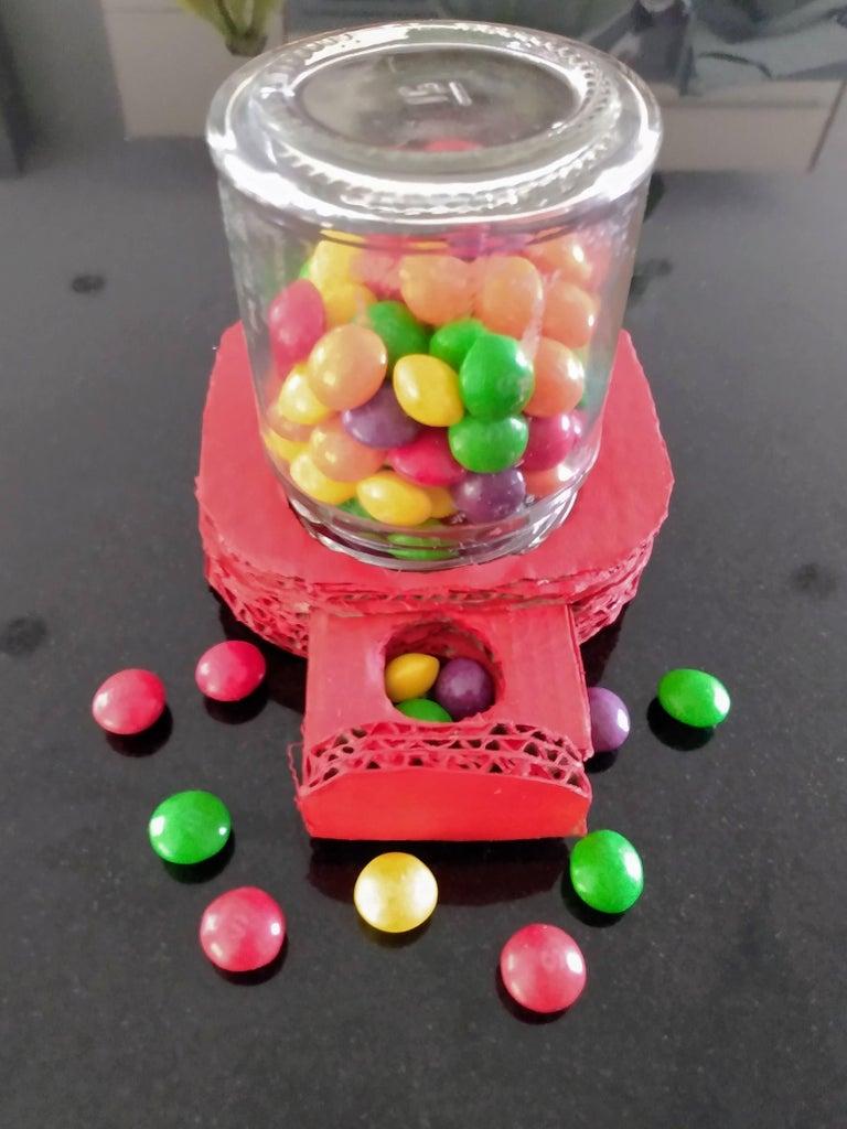 Skittles Sweet Dispenser