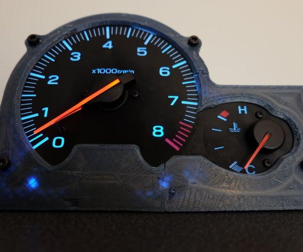 Internet Speed Gauge