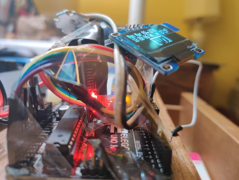 Make the Arduino IR Alarm Clock