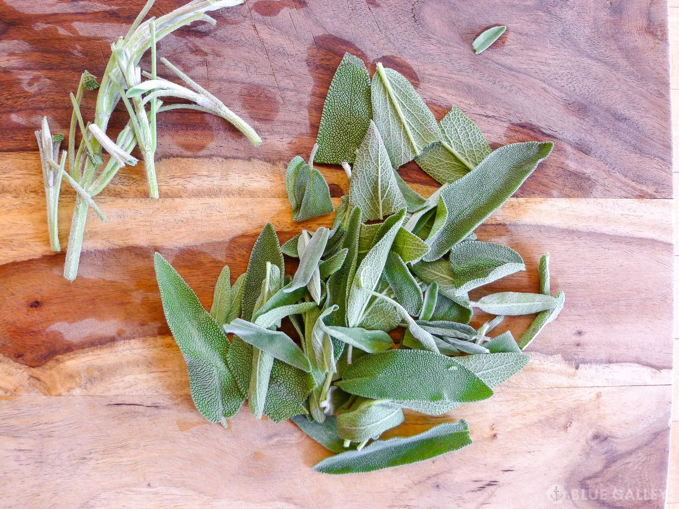 Add Sage to Butter