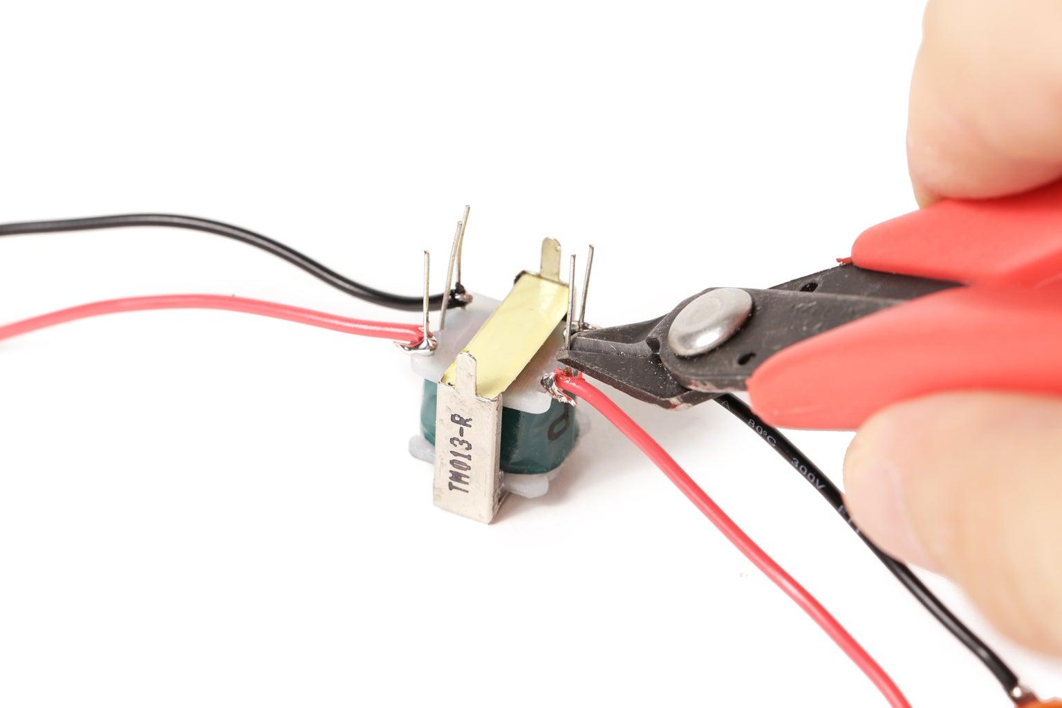 Wire the Transformer