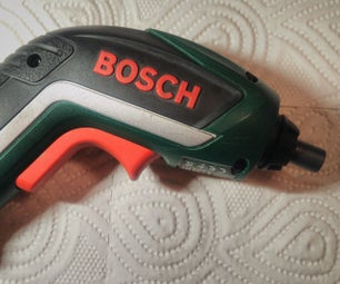 How to Repair/resurrect Li-ion Screwdriver IXO Bosch Planetary Gear