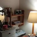 Hanging Bookshelves