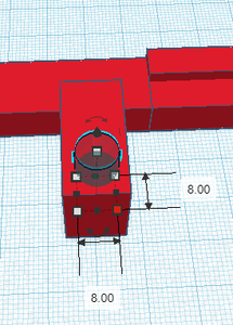 Housing Space for the Z-axis