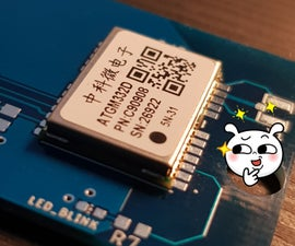 GPS Monitoring With OLED Display Project