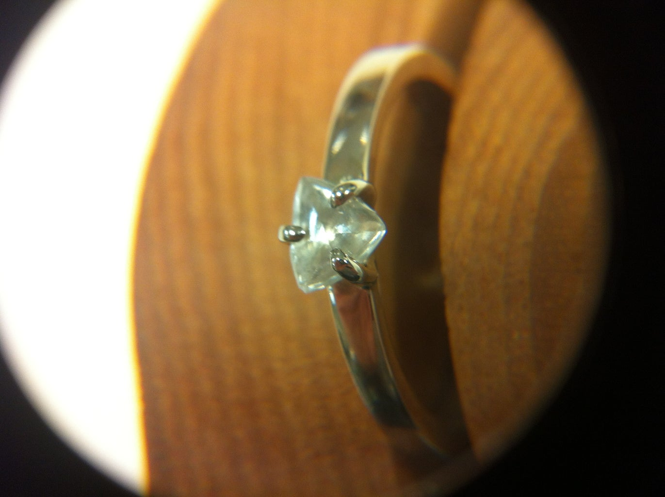 A New Take on the Classic Engagement Ring