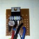 Mini interruptor simple de anochecer a amanecer para 220v CA