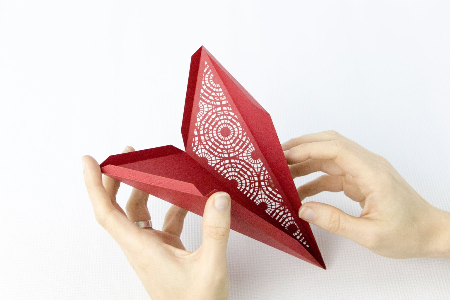 Folding & Gluing