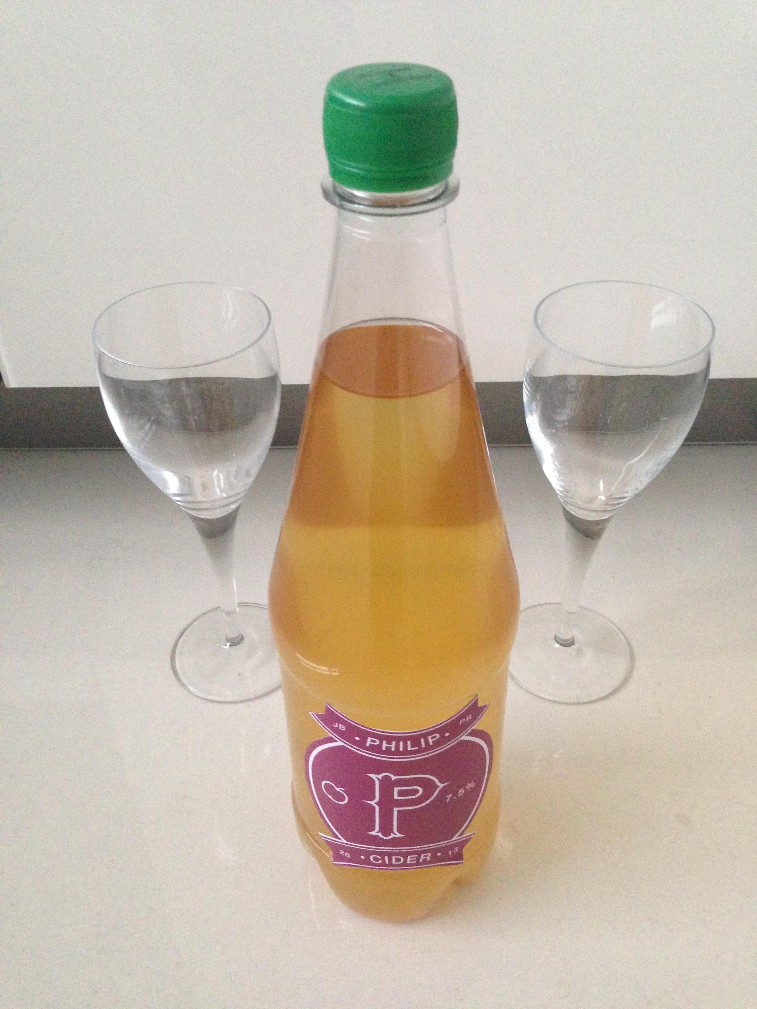 How to make homemade Cider
