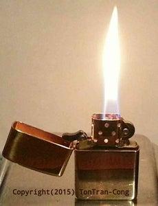 Identifying Petroleum Spirits As Liquid Fuel for Lighters.