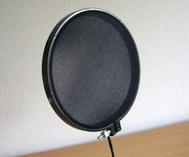 Microphone Pop Filter