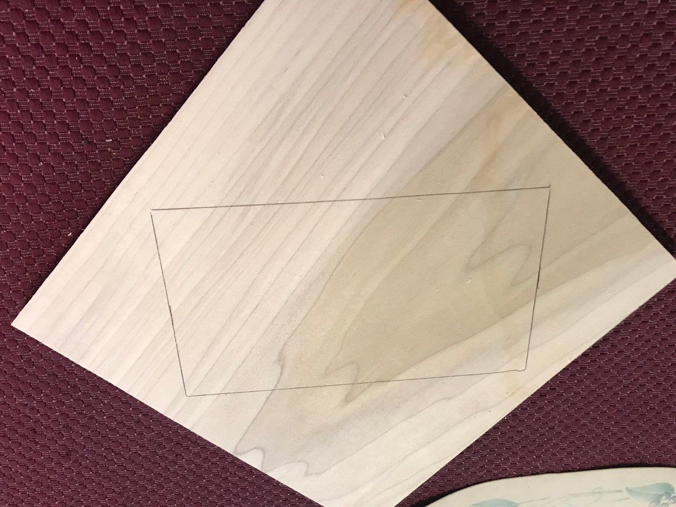 Cutting Out the Front and Back