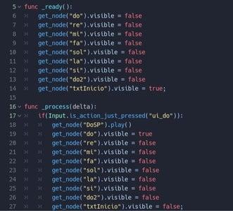 Creación De La Aplicación En Godot3