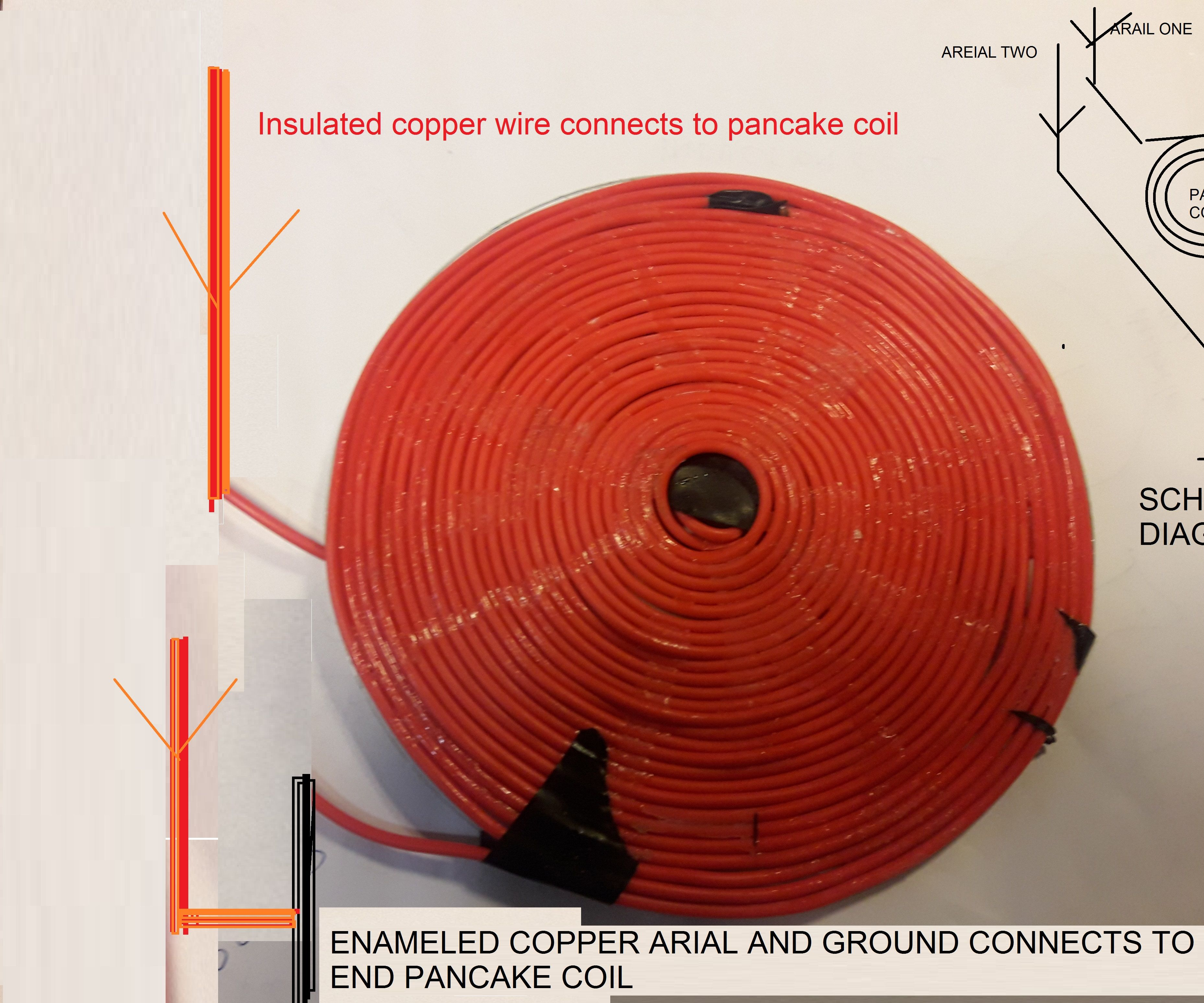 DIY Wireless Power From Medium Wave Radio