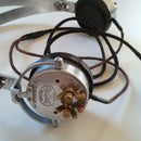 Steampunk (ish?) Vintage Headphones