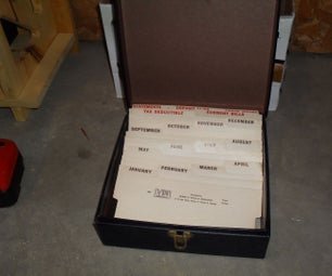 Banker's Box to Drill Case