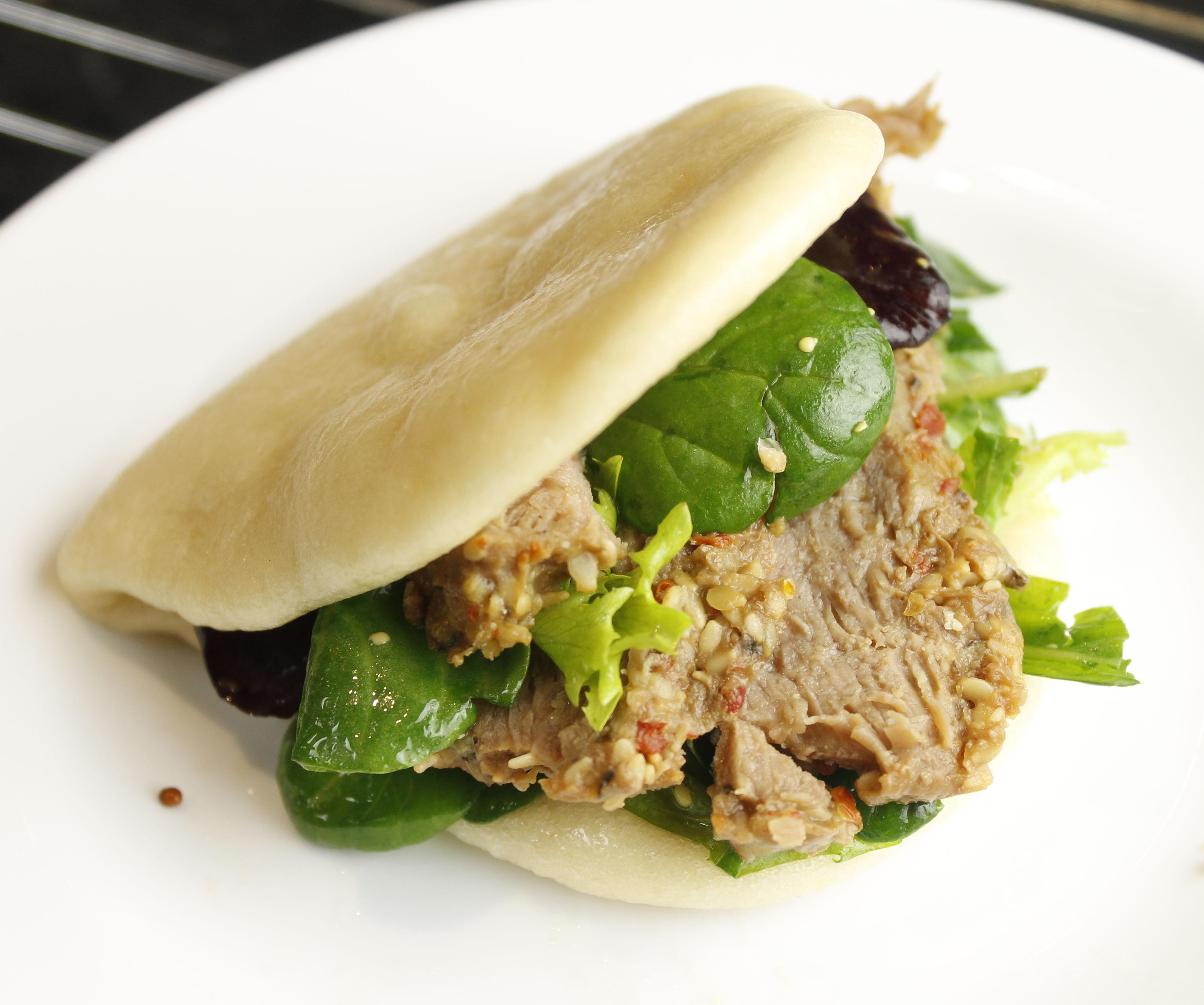 How to Make Sourdough Steamed Buns (Gua Bao)