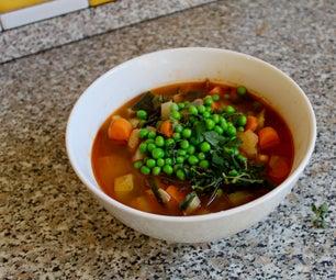春季蔬菜汤