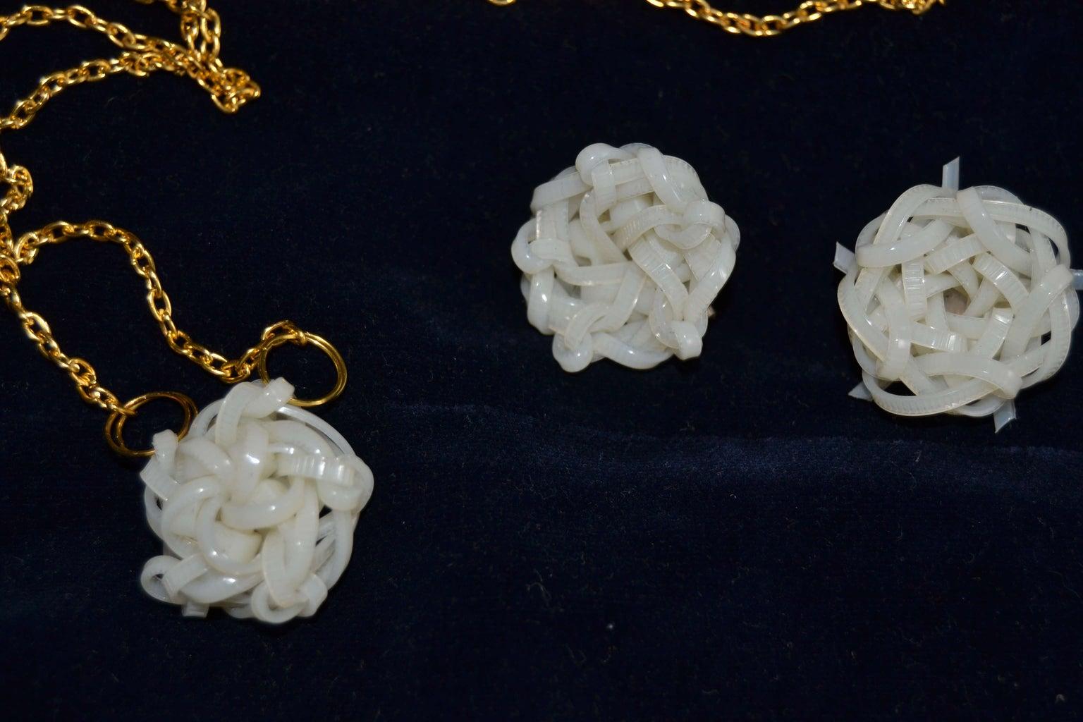 Zip Tie Jewelry