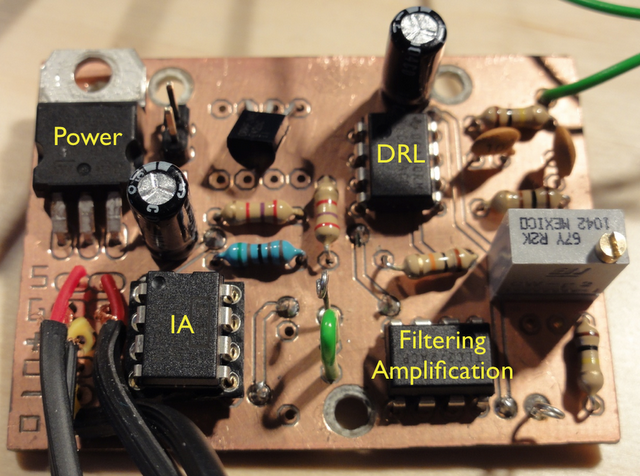 EEG - brain computer interface