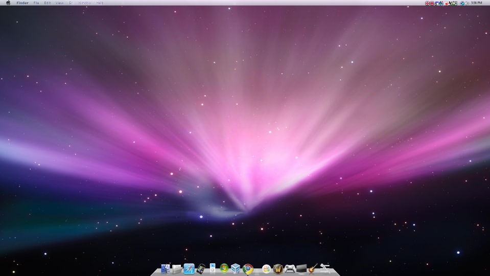 Turning your Windows XP or Vista into a mac and Linux