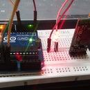 Mobile control LED(Arduino+Bluetooth module)