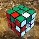Rubik's Cube 3x3 Triangle  Switch