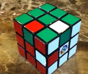 Rubik's Cube 3x3 Triangle  Switch