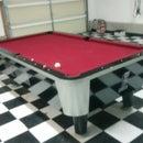 How to Make Your Billards Table...BADASS!!!