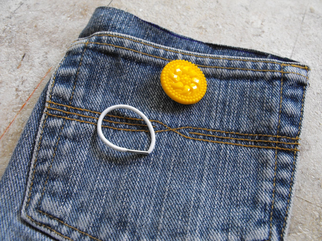 Button and Loop