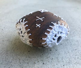 Inside Out Woodturning X Crochet