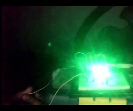 RGB LED Controlled by Arduino